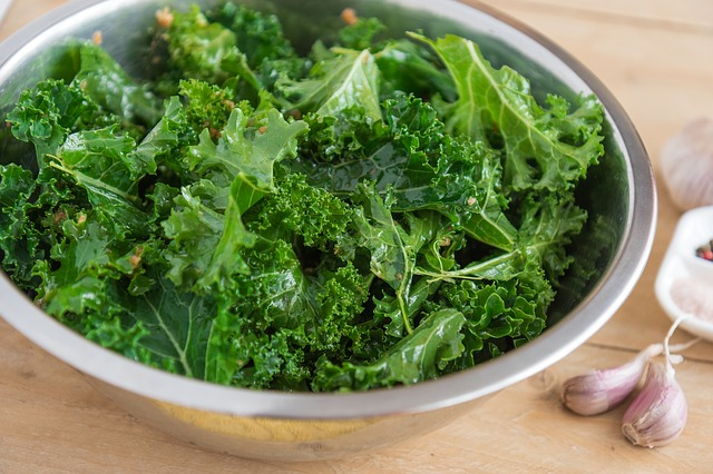 baby food homemade kale recipe