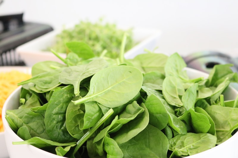 spinach homemade easy recipes