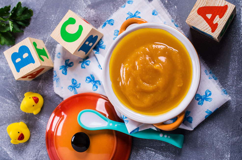 baby food butternut squash
