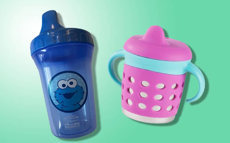 sippy cups bad for teeth