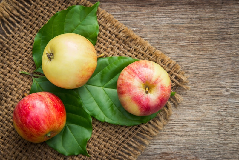 which apples are best for baby food